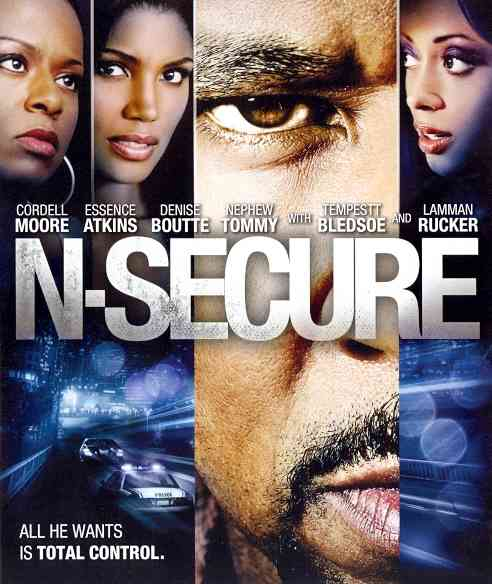 N SECURE BY MOORE,CORDELL (Blu-Ray)